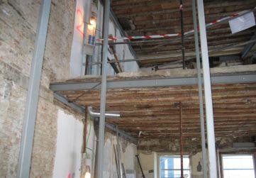 desmontaje escalera existente 2