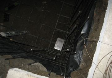 placa anclaje estructura ascensor
