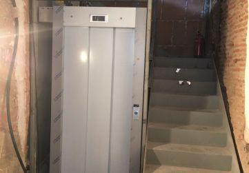 puerta ascensor planta baja
