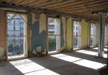 premarcos carpintería exterior fachada Plaza
