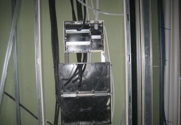 cajas armario eléctrico y telecomunicaciones