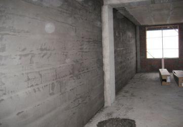 enfoscado mortero cemento en medianeras