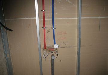 prueba presión fontanería