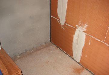 banda elásticas en zona caja escalera