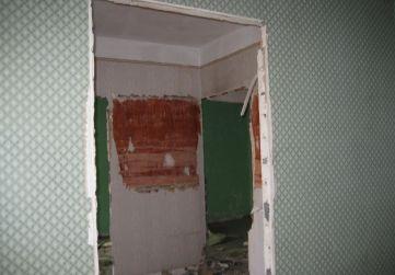 desmontaje carpintería interior 1