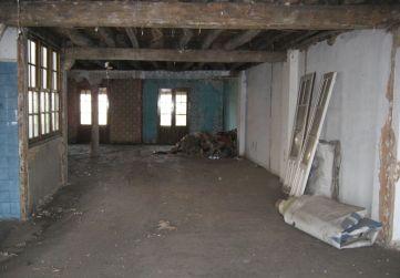 demolición en planta 4ª