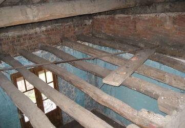 suelo planta bajo cubierta 5ª planta
