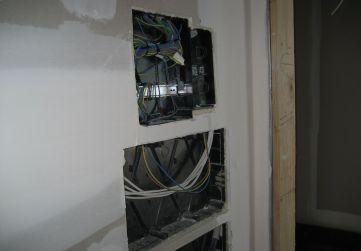 Cableado electrico y teleco