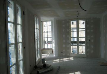 Carpinteria exterior y acristalamiento