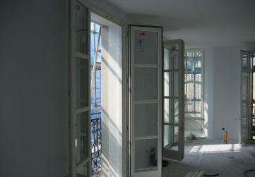 Jamba exterior en ventanales