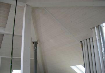 Reforma cubierta ( interior )