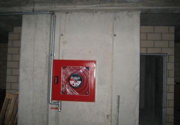 Instalación contraincendios