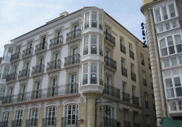 Alzado calle Herreria
