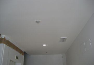 Luminarias en distribuidores viviendas