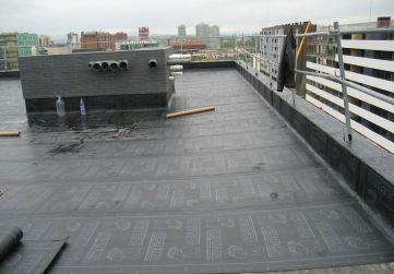 Impermeabilización en cubiertas