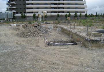 Excavacion en vaciado