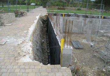 Zona canalización Amvisa