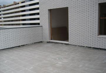 Solados terraza Planta 1º