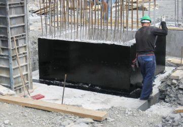 Impermeabilización foso de ascensor