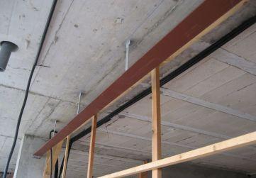 Cargaderos ventanales fachada Planta 3º