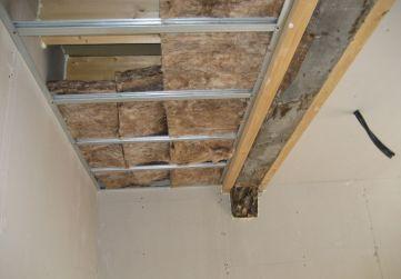 Aislamiento térmico en techos