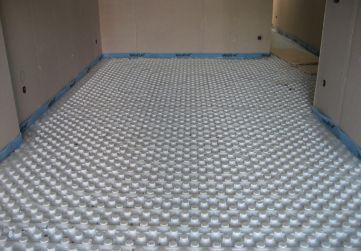 Instalación suelo radiante