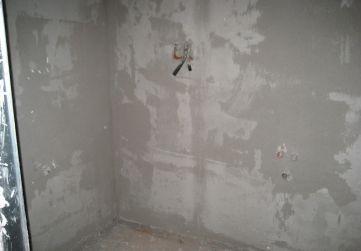 Enfoscado mortero en baños Planta 2º