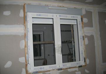 Colocación ventanas a patio