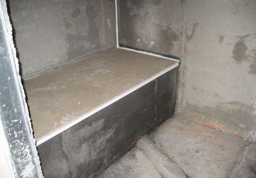 Colocación bañeras