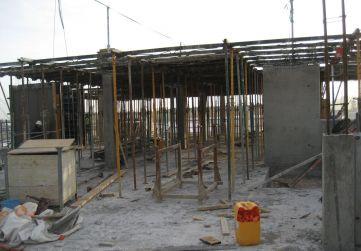 Trabajo estructura techo planta 4ª