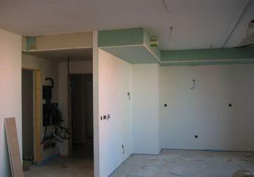 Falsos techos yeso laminado
