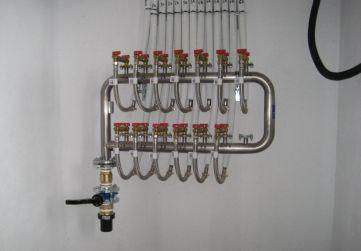 Batería contadores de agua