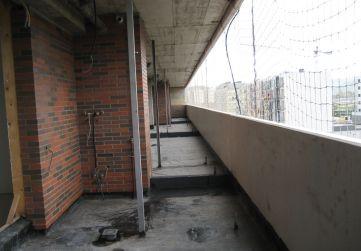 Independización  impermeabilización terrazas
