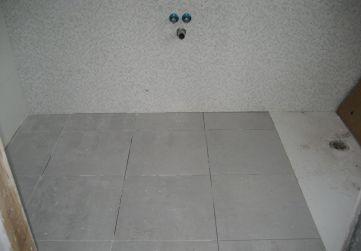 Solado cuartos de baño